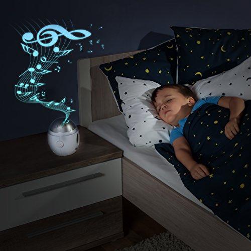 Baby Sternenhimmel Projektor Bild 2